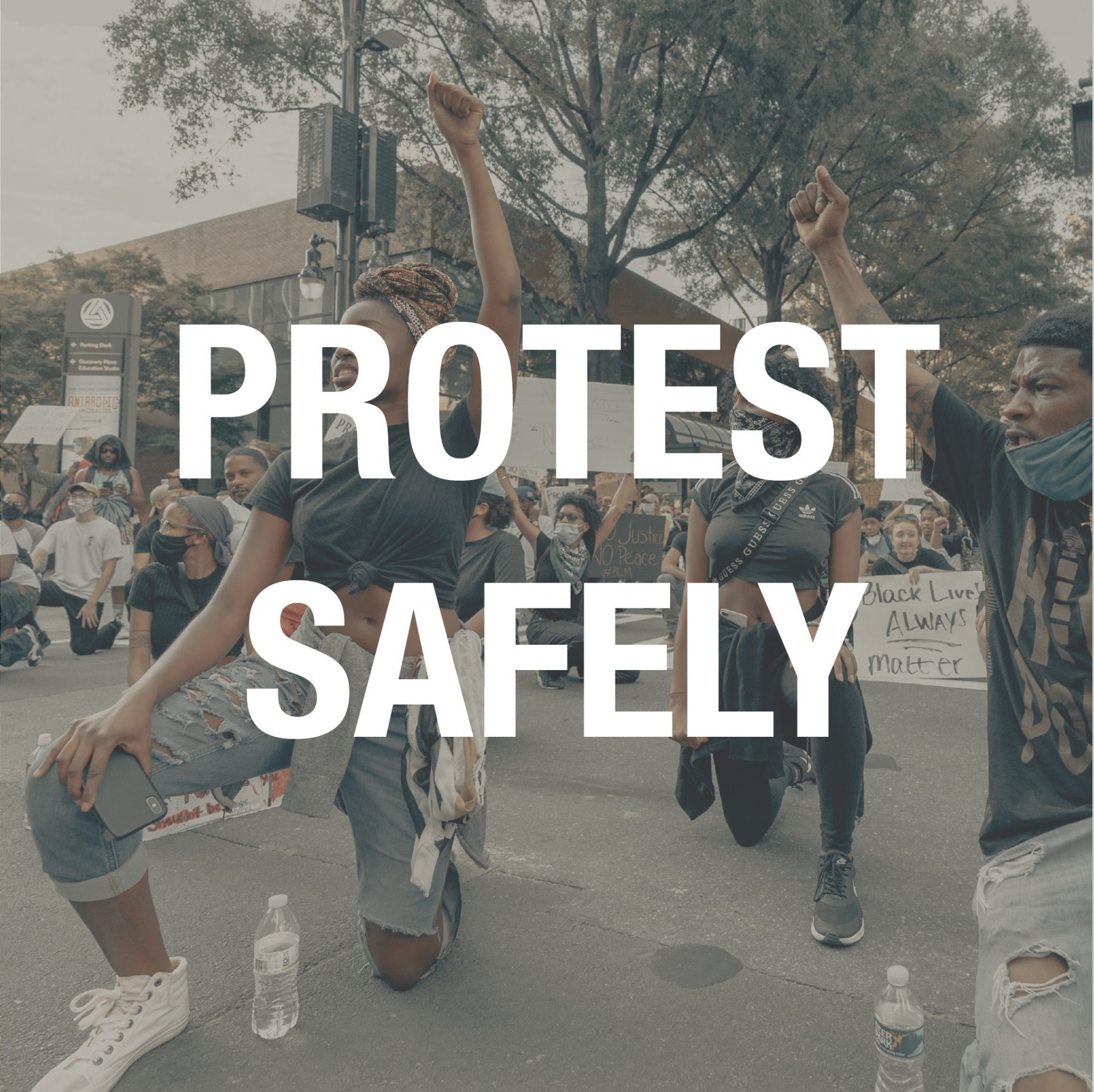 Protest Safely